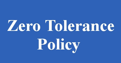 "Has scaled back on the ""zero tolerance"" policy worked?"