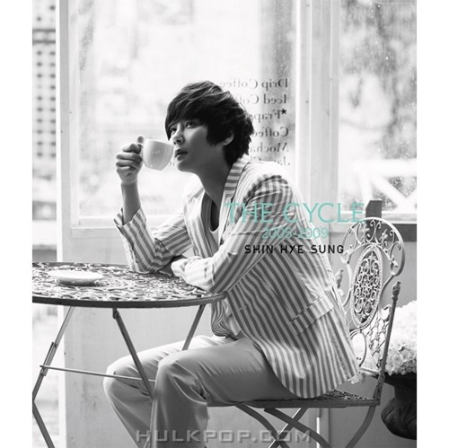 Shin Hye Sung – The Cycle: 2005-2009 Shin Hye Sung (FLAC)