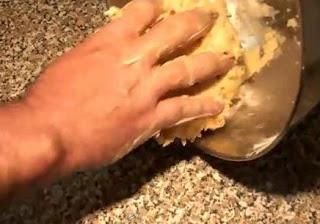 Imagen: Mezcla de la tarta de limón