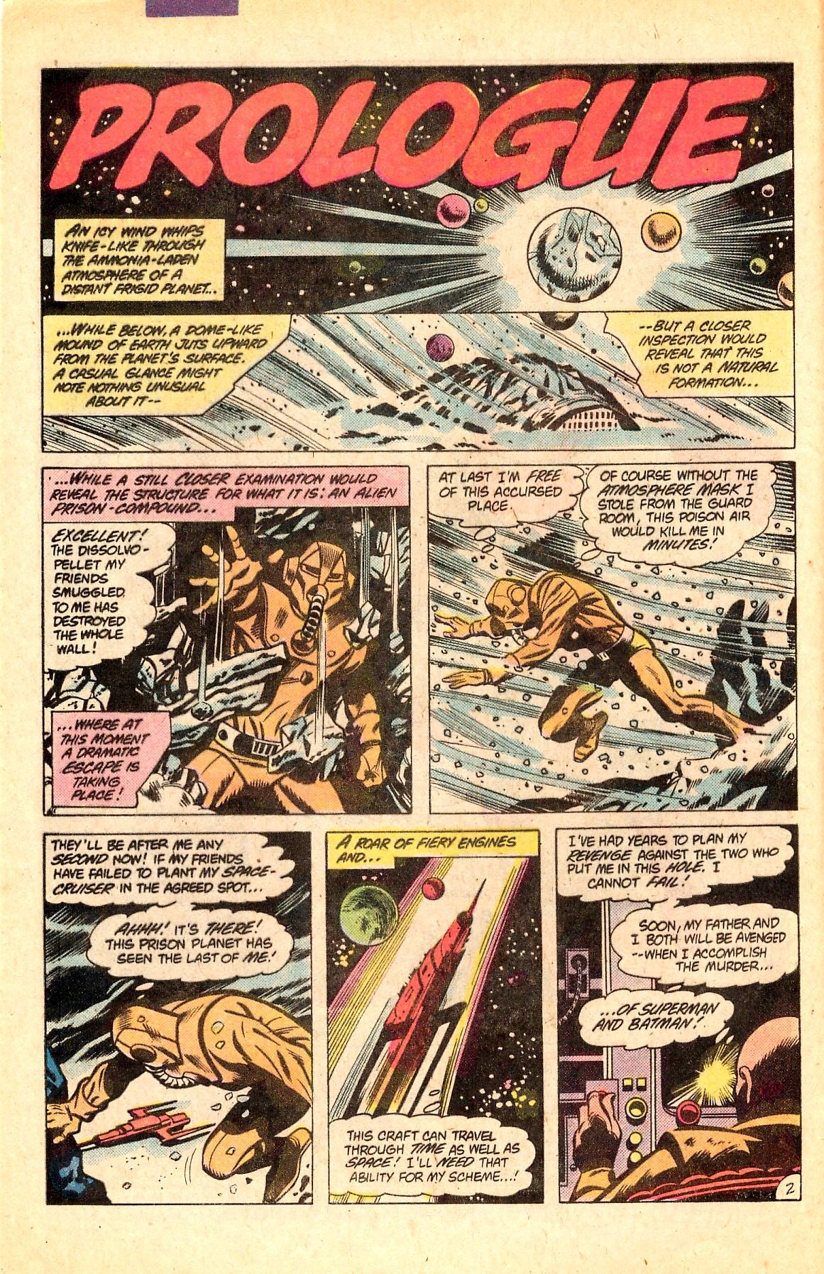 Read online World's Finest Comics comic -  Issue #283 - 4