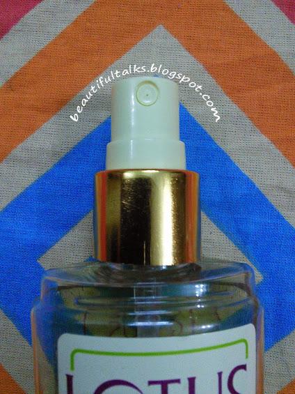 Lotus Herbals Basiltone Clarifying & Balancing Toner packaging