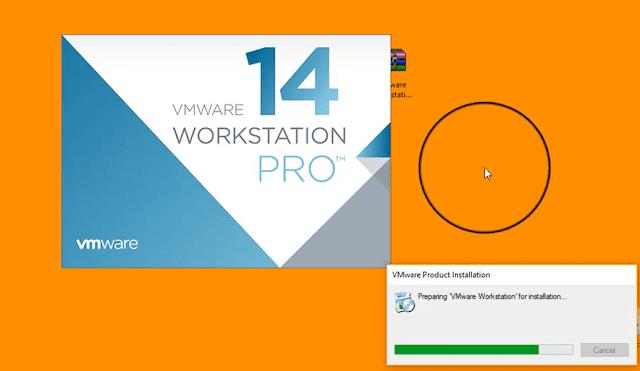 تحميل وتثبيت VMware Workstation Pro 14 النسخة الكاملة 2018