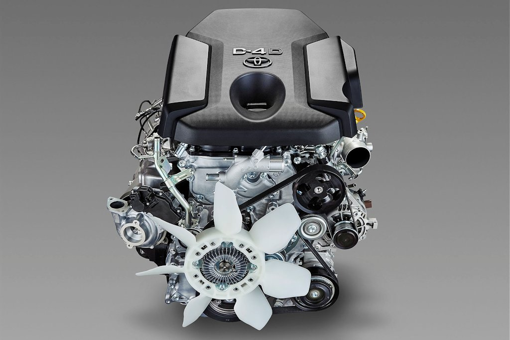The Lowdown On Toyota S New Hilux Fortuner Engines W