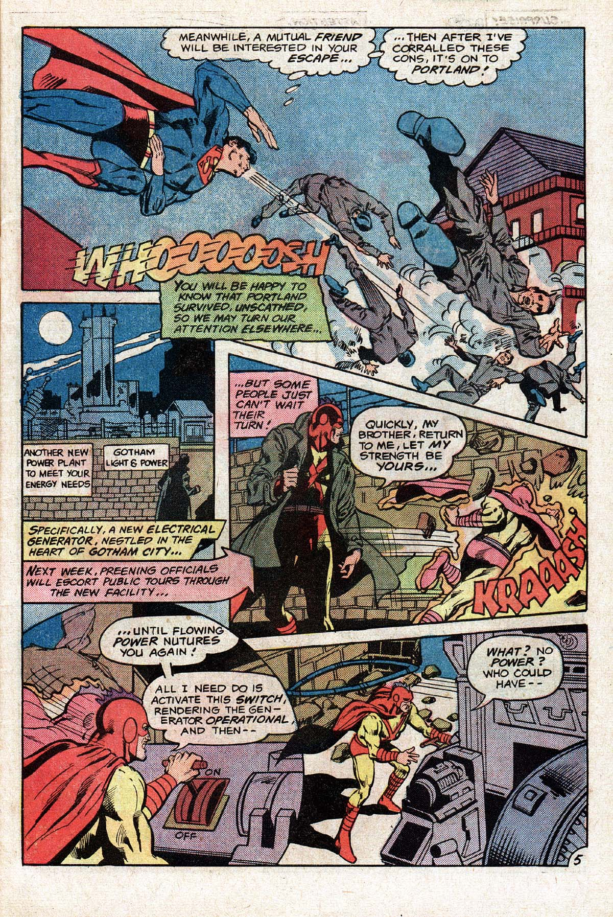 Read online World's Finest Comics comic -  Issue #276 - 7