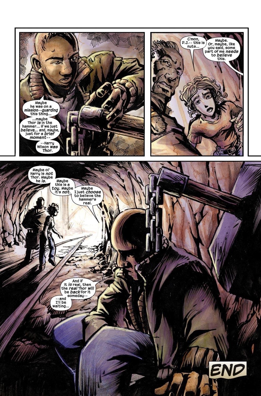 Thor (1998) Issue #59 #60 - English 21