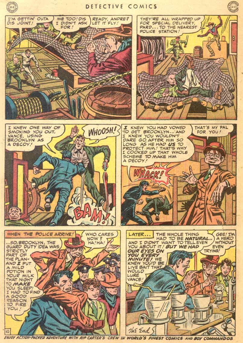 Read online Detective Comics (1937) comic -  Issue #149 - 48