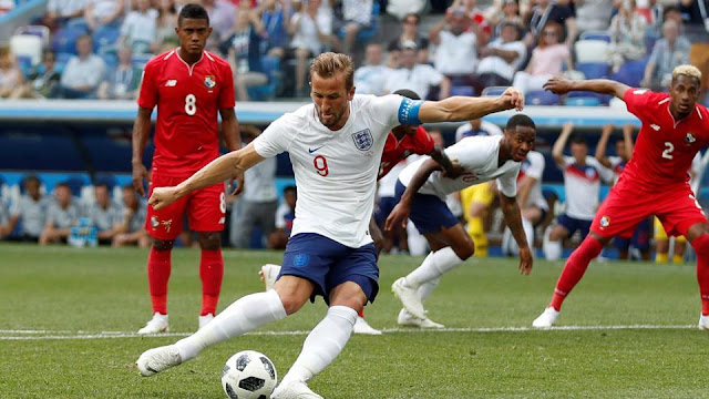 England enters World Cup knockout stage as Kane hat-trick leads 6-1 against Panama