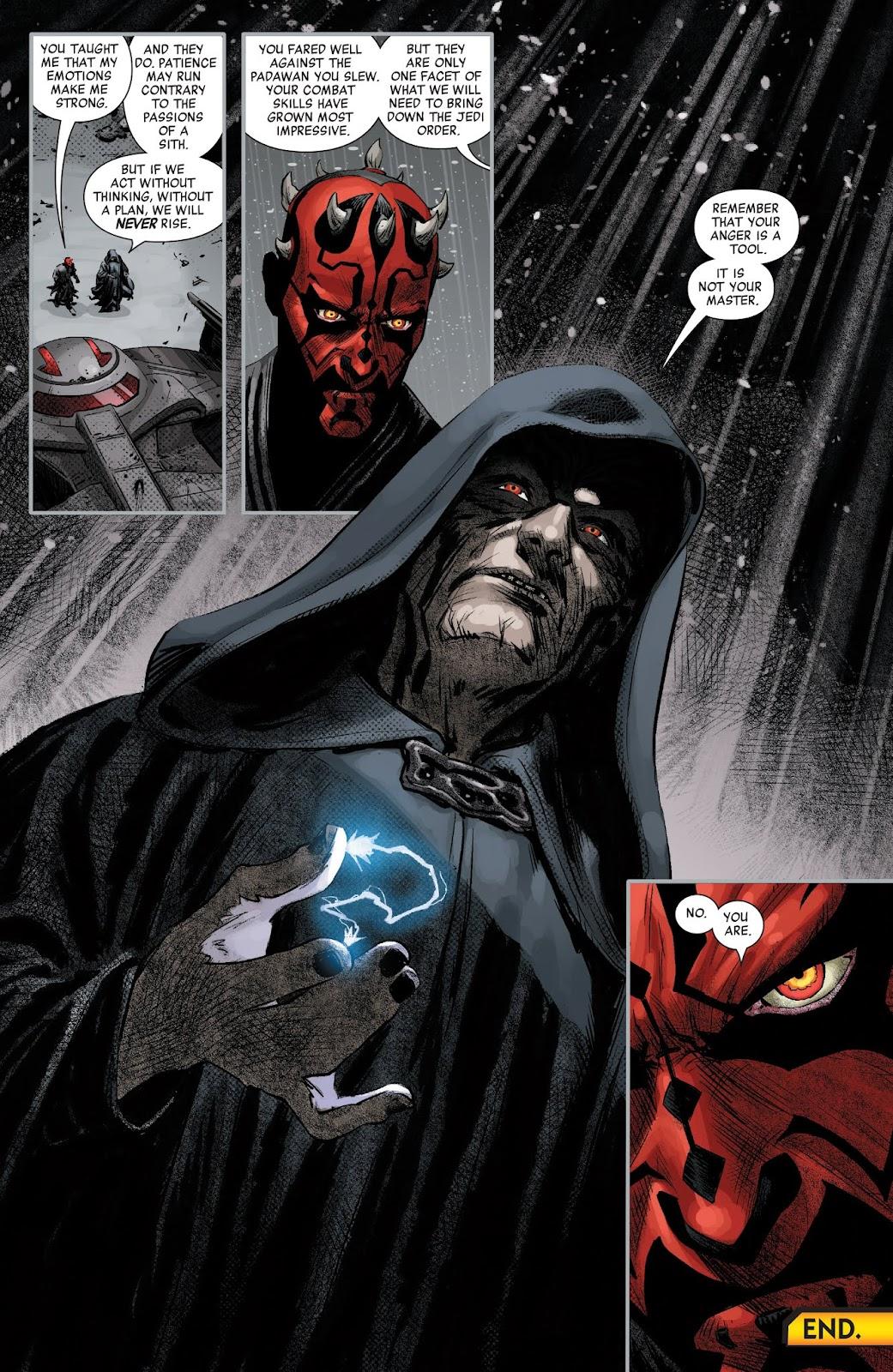 Read online Star Wars: Age of Republic - Darth Maul comic -  Issue # Full - 22