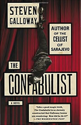 The Confabulist by Steven Galloway (Book cover)