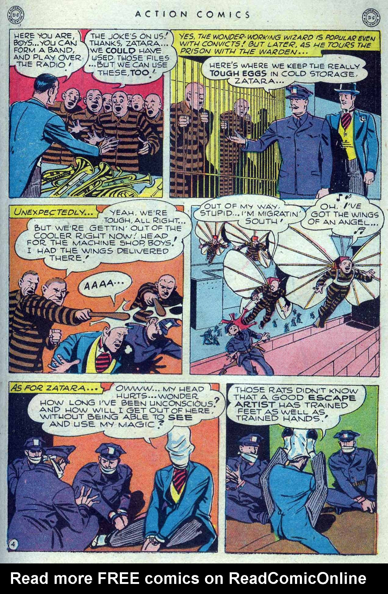 Action Comics (1938) 105 Page 20