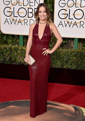 Olivia%2BWilde%2Bin%2BMichael%2BKors - Globos de Ouros/ Golden Globes 2016