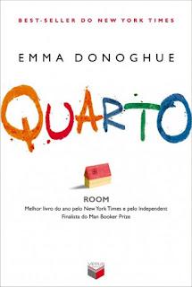 [Resenha] Quarto - Emma Donoghue