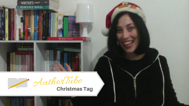 The AuthorTube Christmas Tag
