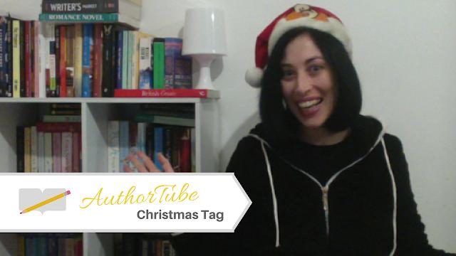 The AuthorTube Christmas Tag