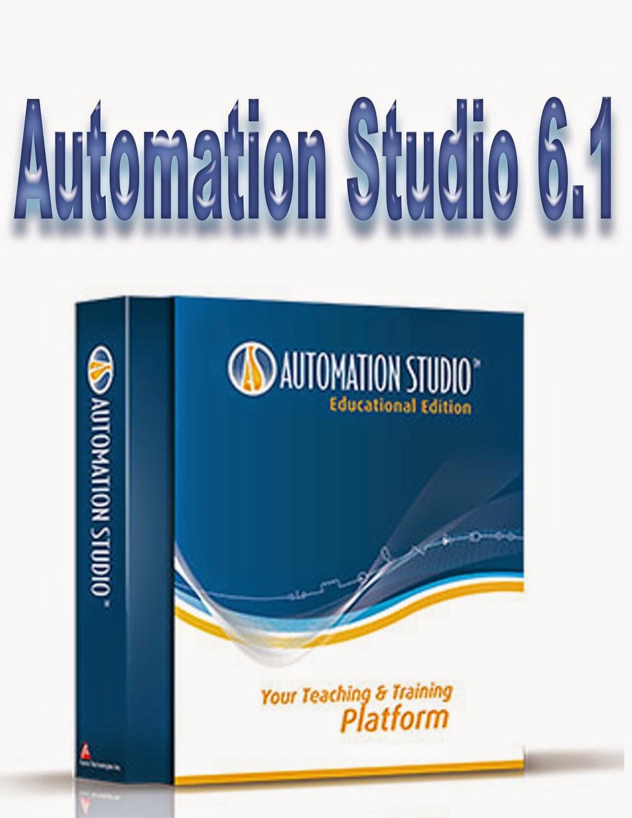 automation studio 6.1 gratuit