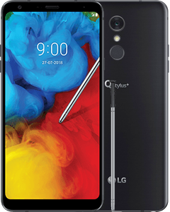 LG Q Stylus Plus vs iPhone X: Comparativa