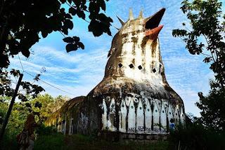 rumah doa gereja ayam