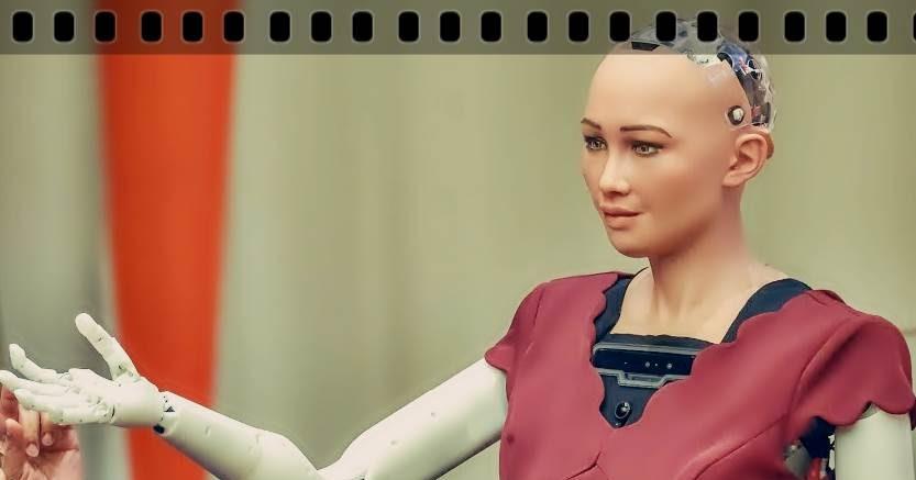 Sophia Robot Wikipedia  Chicago PD NBC Promos - Television Promos