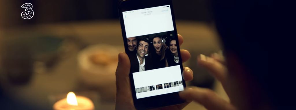 Pubblicità 3 (Tre) con offerta iPhone 7 FREE: chi sono i testimonial?