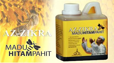 Khasiat madu hitam pahit Azzikra untuk kesehatan dan berkah dzikrulloh