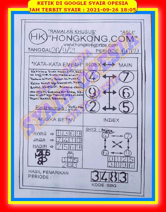 HONGKONG MATAVILELA