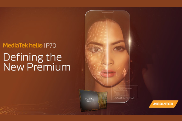 MediaTek Helio P70 SoC debuts with Dual 4G VoLTE support and enhanced AI engine