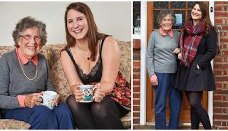 27χρονη φοιτήτρια συγκατοίκησε με 95χρονη για να πληρώνει μικρότερο ενοίκιο και η ηλικιωμένη να μην αισθάνεται μόνη
