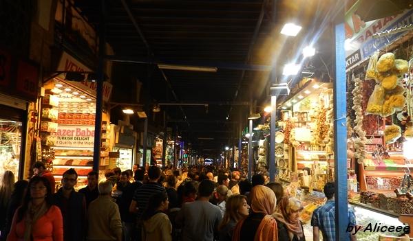 Bazarul-Egiptean-condimente-Istanbul