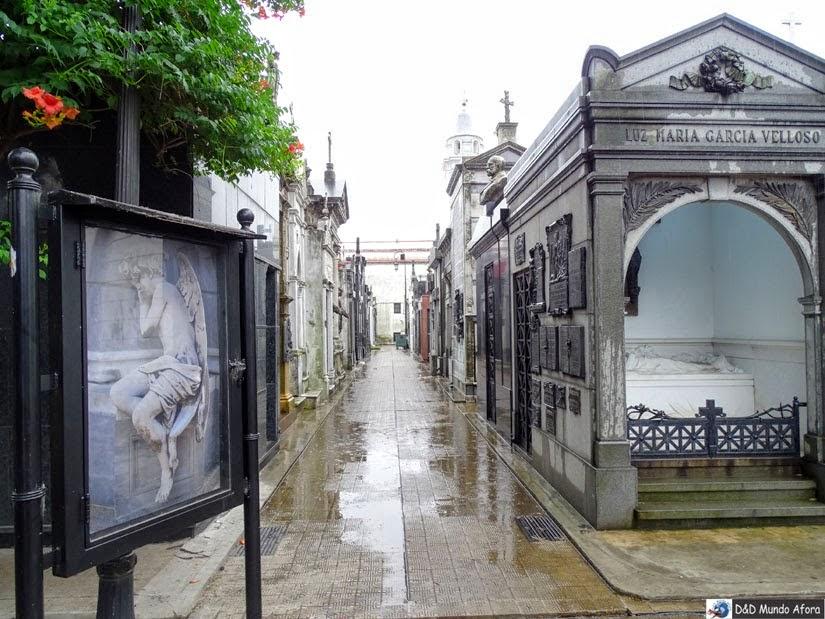 Cemitério da Recoleta em Buenos Aires (Argentina): Dicas de Buenos Aires - Post índice