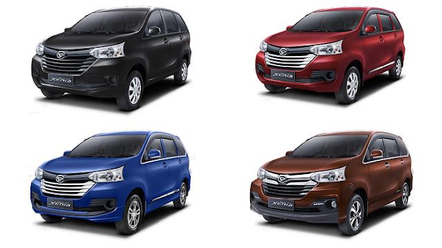 Toyota Avanza/Daihatsu Xenia Mobil Yang Paling Nyaman Untuk Mudik