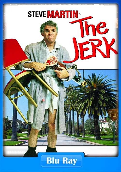 The Jerk 1979 480p BluRay 300MB x264 Poster