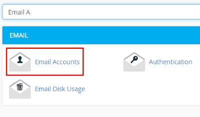 Cara Membuat dan Membuka Email Dengan Domain Sendiri 11
