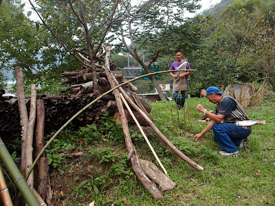 复兴乡泰雅族文化体验