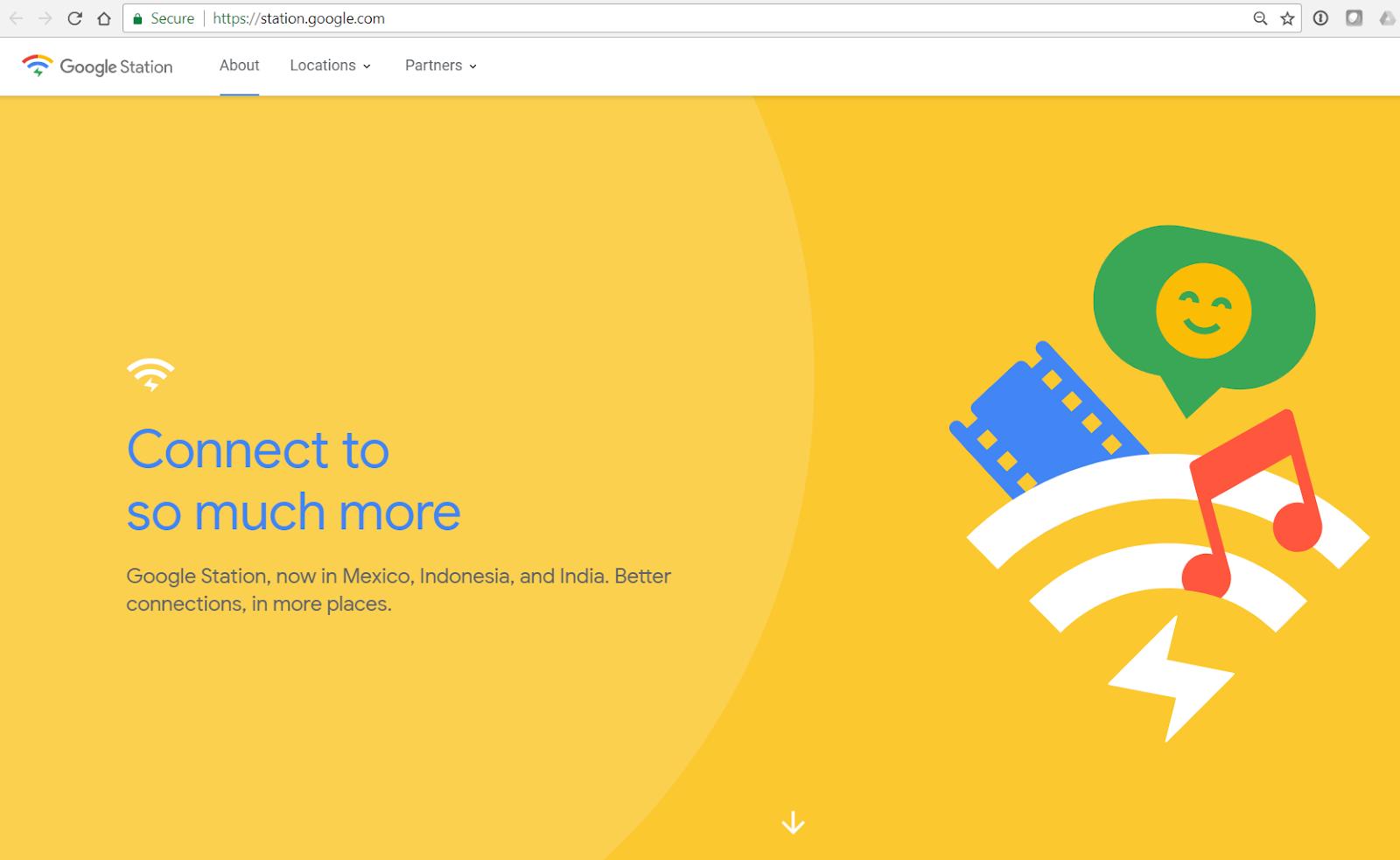 Google plans free public Wi-Fi in Mexixo ~ Converge! Network Digest