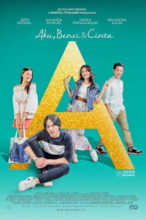 Download Film A: Aku, Benci & Cinta (2017) WEB-DL 720p