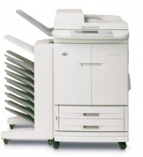 HP Color LaserJet 9500 MFP Télécharger Pilote