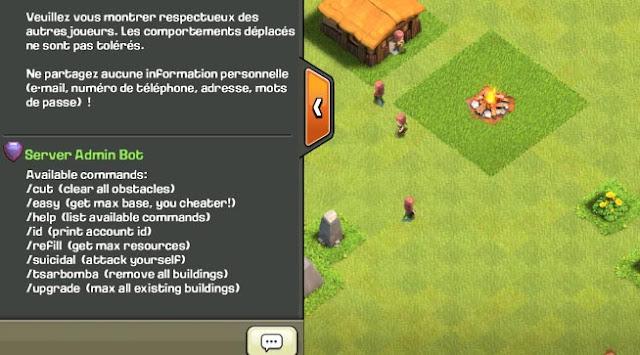 mod coc perintah admin