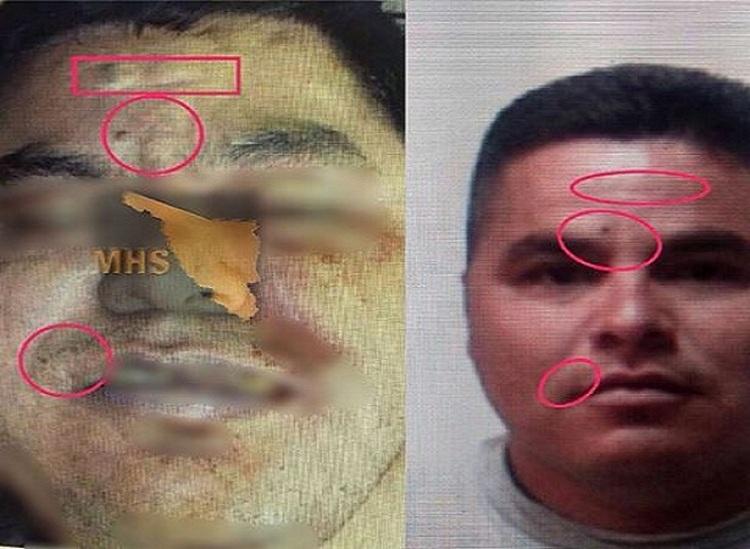 """Fotografías """"El Chapo Trini"""" en la Morgue tras ser ejecutado"""