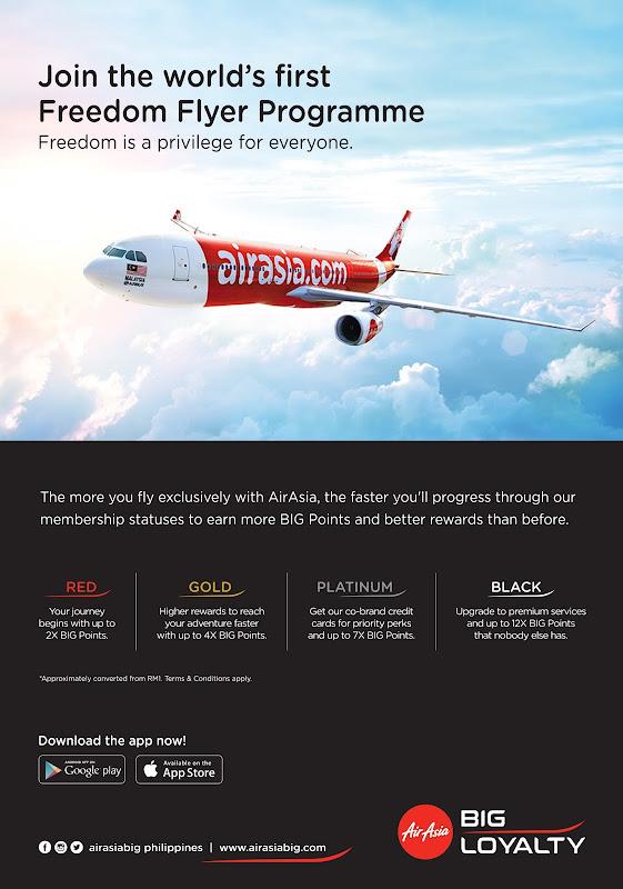 Win 5,000 AirAsia Big Points? Join the AirAsia #DaretoDream BIG Points Quiz!
