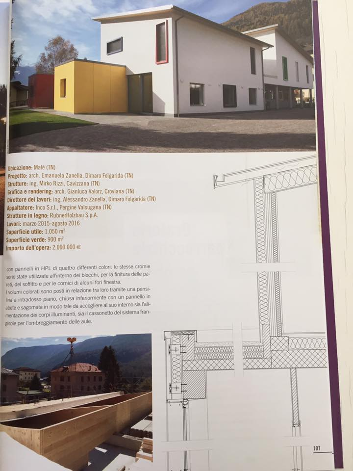 Progettazione strutture un progetto cui ho collaborato for Riviste di architettura on line