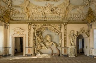 urbex spettacolare palazzo