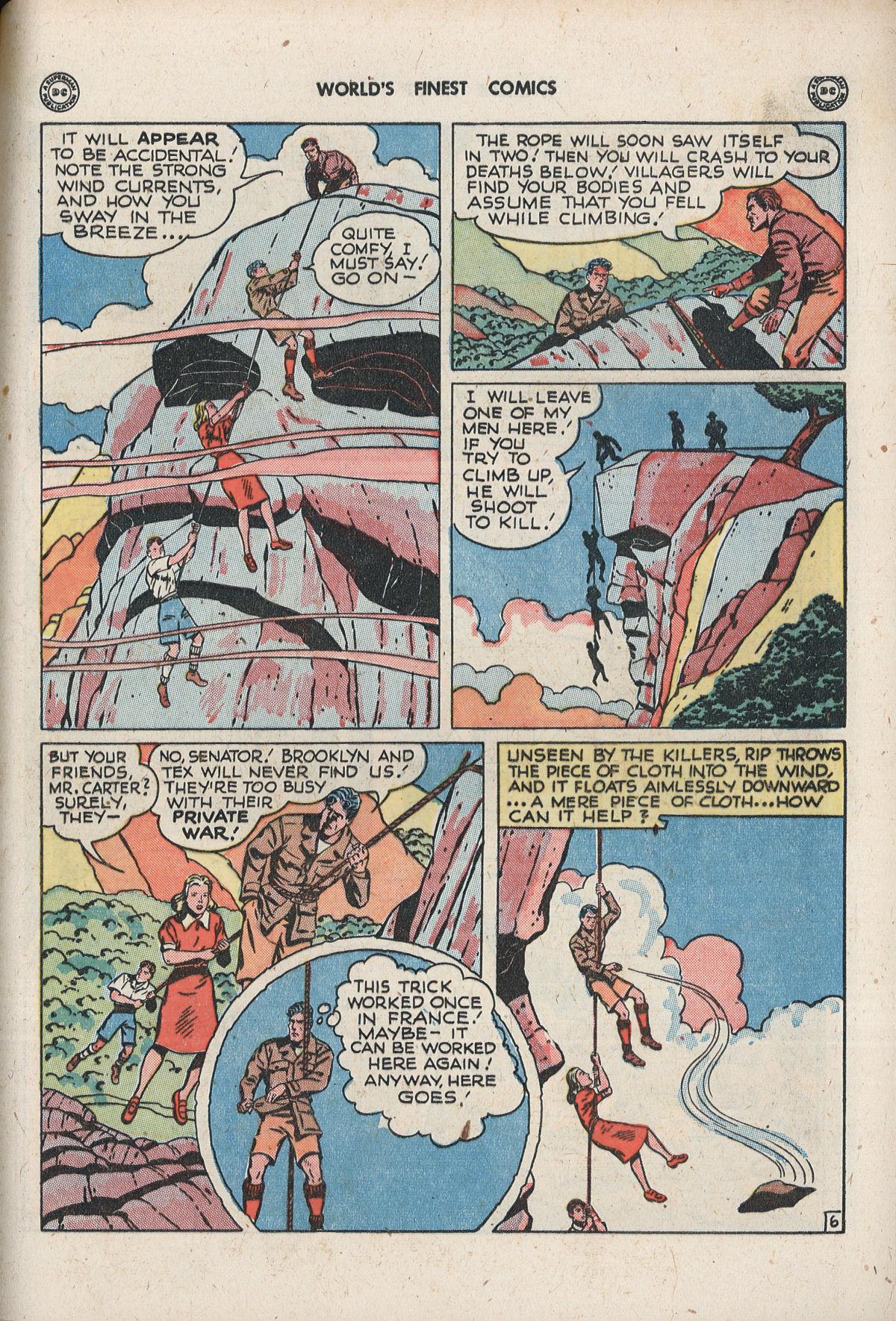Read online World's Finest Comics comic -  Issue #33 - 53