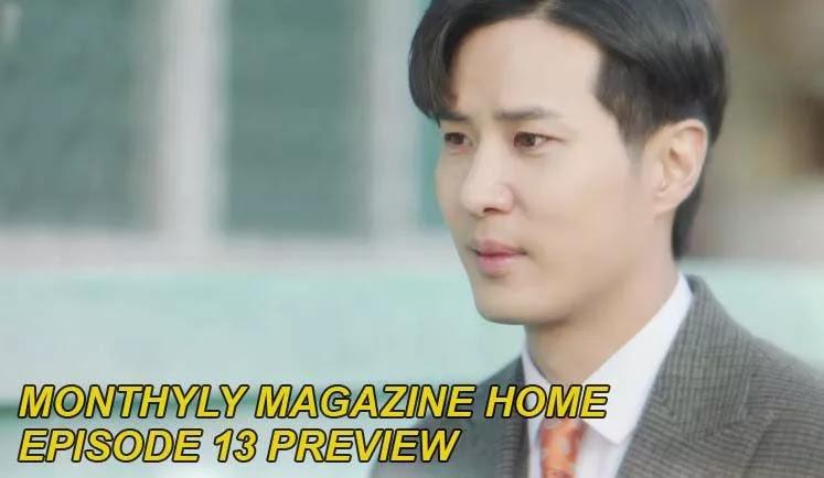 monthly magazine home episode 13 sub indo