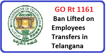 Public Services – Ban imposed on all promotions, appointments, transfers, revision of seniority and change in terms and conditions of employment at all levels in the context of Reorganisation of the composite State – Lifted – Orders – Issued.
