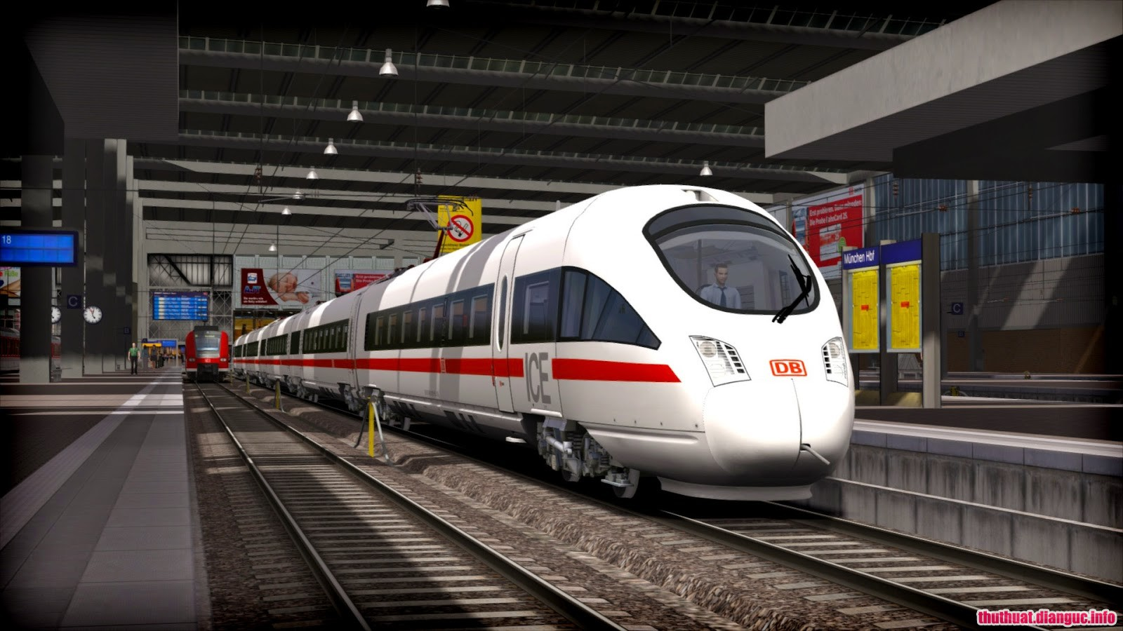 Game Train Simulator 2015 SKIDROW