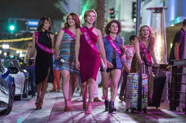 Holky na tahu (Rough Night) – Recenze