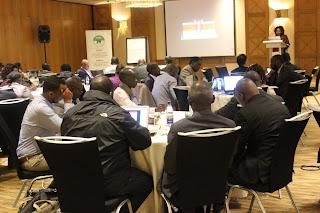 IEBC at a meeting in Bomas of Kenya. PHOTO   George