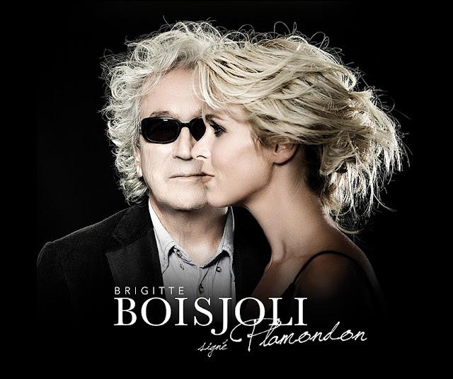 Brigitte Boisjoly et Luc Plamondon