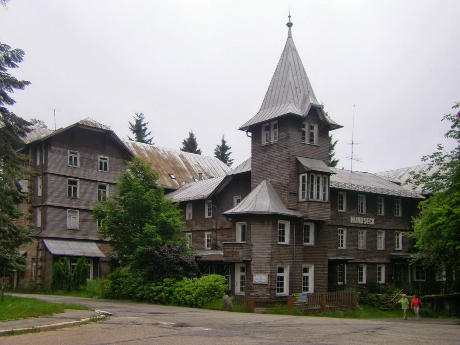 Hundseck Hotel