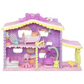 MLP Pinkie Pie Newborn Cuties Playsets Pinkie Pie